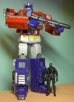 Prime and Snake Eyes 1 by Tformer