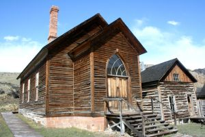 Bannack Ghost Town 165 by Falln-Stock