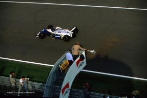 Damon Hill (Italy 1994) by F1-history