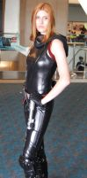 Comic Con 08: Mara Jade by BlizzardTerrak