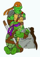 TMNT: Same As It Never Was by xero87