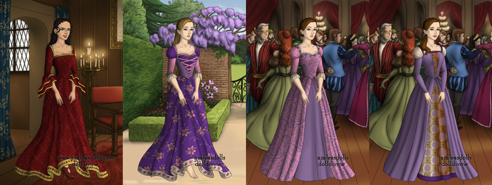 Tangled Women by MobMotherScitah