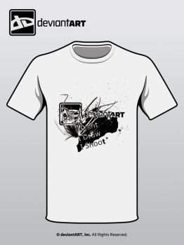 Shirt Template 3 by dl-p