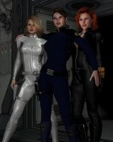 Northstar-16furys Angels by MndlessEntertainment