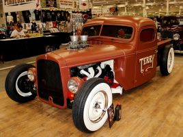 1939 International Truck by boogster11