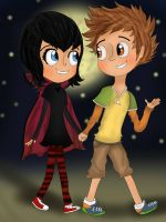 Mavis And Johnny by Thetruffulacupcake
