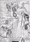 page two,the stone of Infinity by Okami1reeKa333
