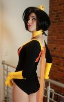 Dr. Mrs. The Monarch: The Venture Bros by ContagiousCostuming