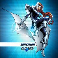 The OsteoCorps - Ann Cision by Shwann