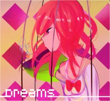 5. Dreams :get out of my cage: by Raimiala