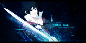 Sasuke: Taka by hagane-girl