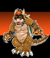 Bowser Re-color by DLTabor