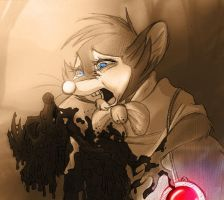 The Reality of NIMH by VampireMeerkat