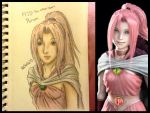 Porom :: Color Sketch :: FFIV The after years by Kastella72