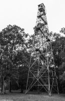 Old Fire Tower by thatmikeguy91
