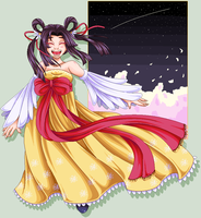 SP: All grown up princess by ZabuKawaii