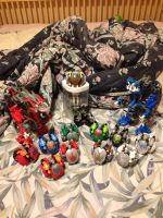 My Bohrok Swarm(currently) by orionpaxg1