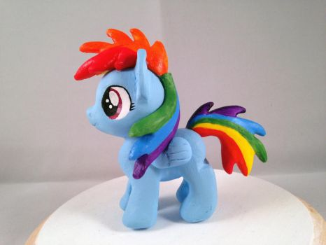 Filly RD Sculpt/Cast by mcubb