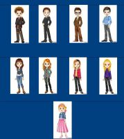 Doctor Who: Doll Style by moontsunami