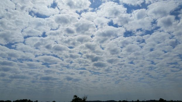 Pancake Batter Clouds by DonnaMarie113