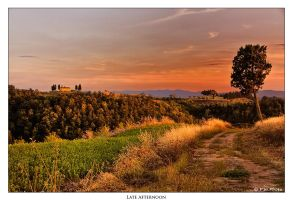 Late Afternoon by Marcello-Paoli