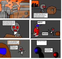 Project: World Domination- The Box has arrived by DabZen