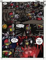 Mission 7: Of Knights and Pawns - Page 38 by CrimsonAngelofShadow