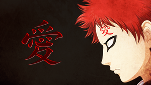 Gaara wallpaper 1 by Jackydile
