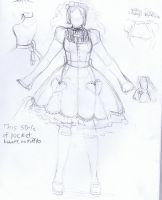 Willow Lolita Mark Four by Kittywitchthesecond
