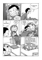 nobita kills doremon manga 4 by R-DRAIN