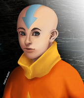 The Last Airbender by Grimmby
