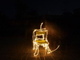 Ideas and Tests  Light Painting 003 by shamanau