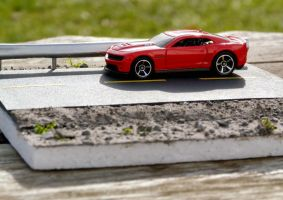 Hot Wheels Camaro ZL1 by FordGT