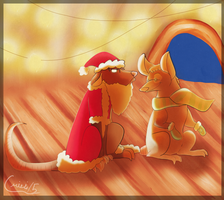 Ratty Christmas by crisisastar15