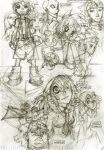 Steampunk-sketchpage by fallout161
