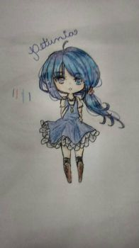 doodling in class by Usuugi