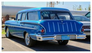 58' Nomad Rearview by TheMan268