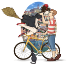Kiki's Delivery Service by Cherrie-Keane