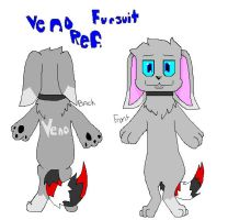 Veno Fursuit Ref. Sheet by ShinyEevee9001