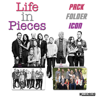 Life In Pieces Folder Icon by HeisenbergLeao