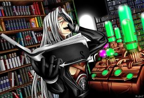 Nibel Library by blackorb00