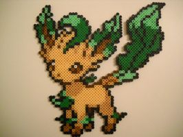 Leafeon (Updated) by RetroNinNin