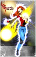 GBoF: Finished: Jean Grey by Miserie