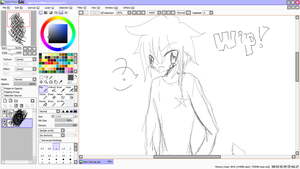 Giftart wip pfft by Rizu-Rice