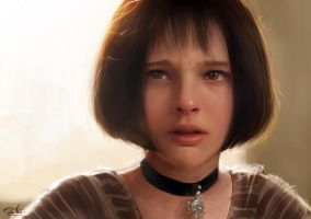 Mathilda from Leon : The professional's movie by Razaras