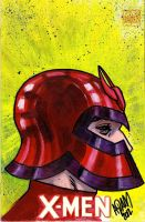 Free Comic Book Day - Magneto by ADAMshoots