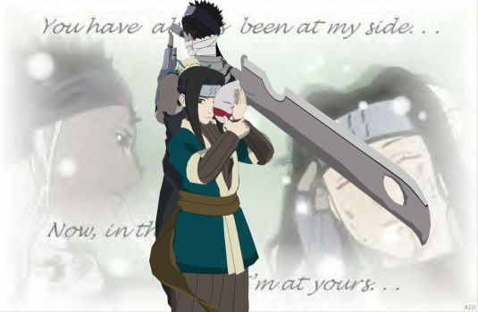 I will protect you with my life- Haku by ramenlover98