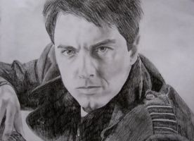 Captain Jack Harkness Higher Q by Rosibo