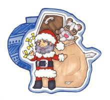 Christmas Ornaments 10 by Desi-Designs