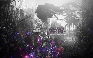 Afro Samurai 1 by L33mSimPson